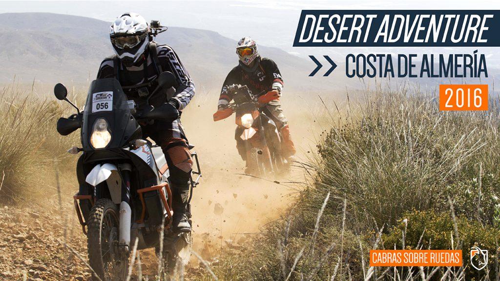 Desert Adventure 2016