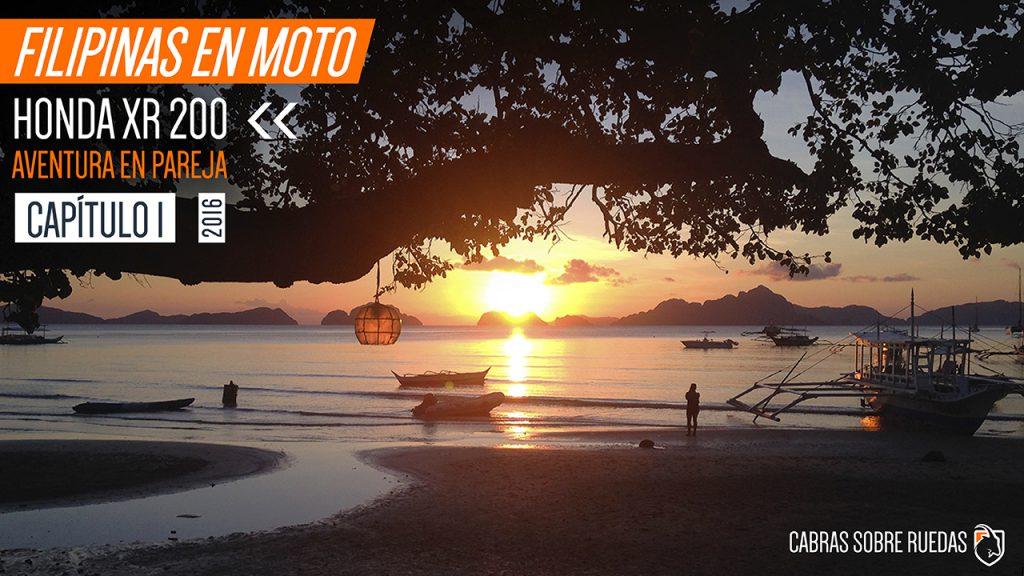 Filipinas en moto   Capítulo 1