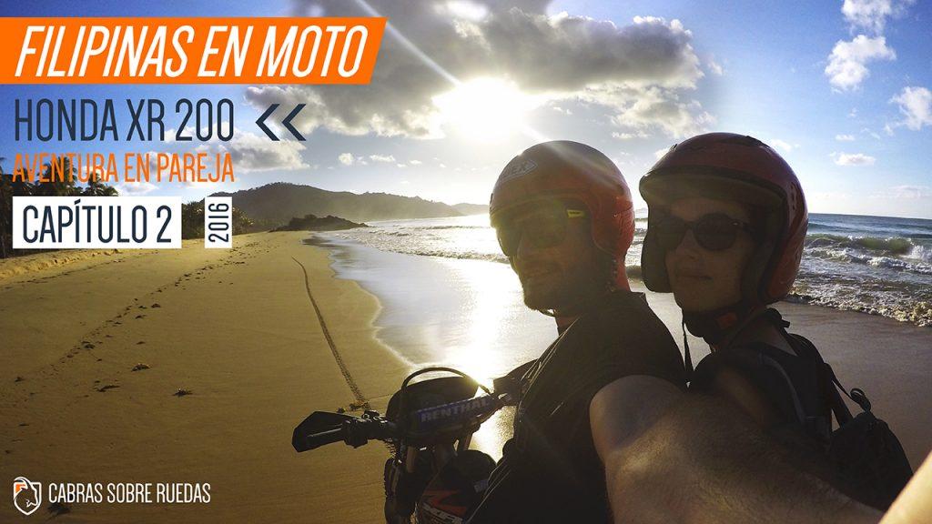 Filipinas en moto | Capítulo 2 | Cabras Sobre Ruedas