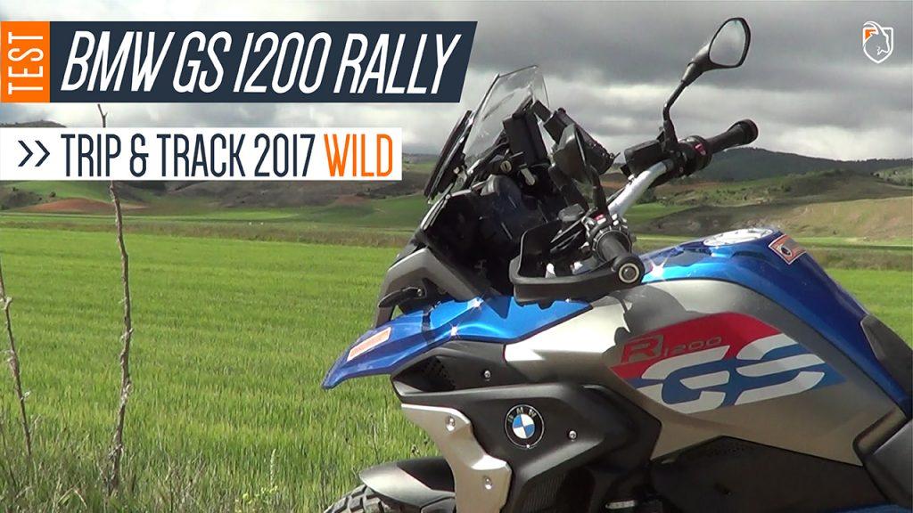 BMW GS 1200 Rally – Extreme TEST | Trip & Track 2017 | Cabras Sobre Ruedas