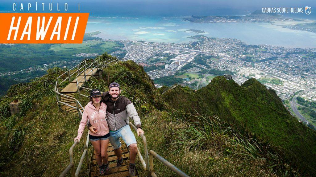 Hawaii | Capítulo 1 | Cabras Sobre Ruedas