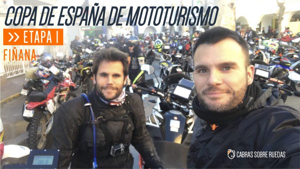 Copa de España de Mototurismo | Fiñana | Cabras Sobre Ruedas