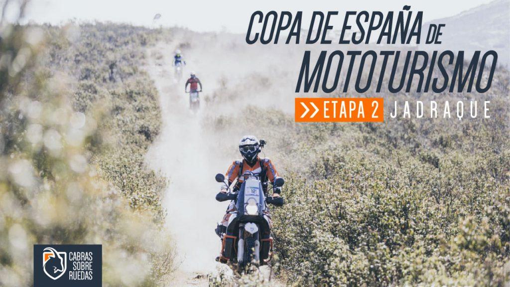 Copa de España de Mototurismo | Jadraque | Cabras Sobre Ruedas