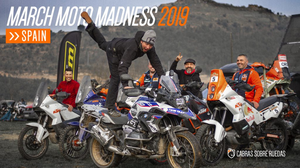 March Moto Madness 2019 | Teaser | Cabras Sobre Ruedas
