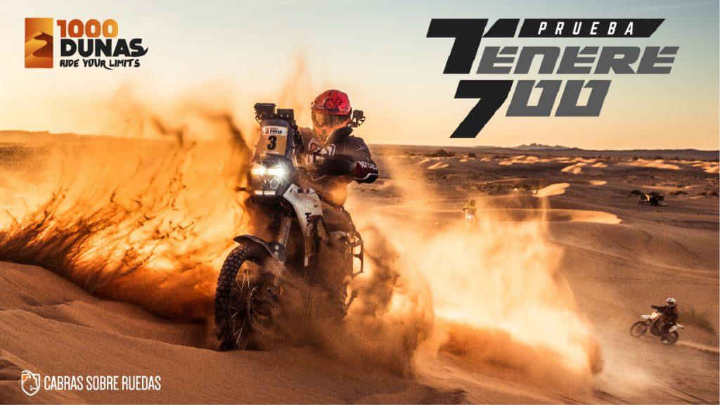 Yamaha Tenere 700 – Prueba extrema | 1000 Dunas | Cabras Sobre Ruedas