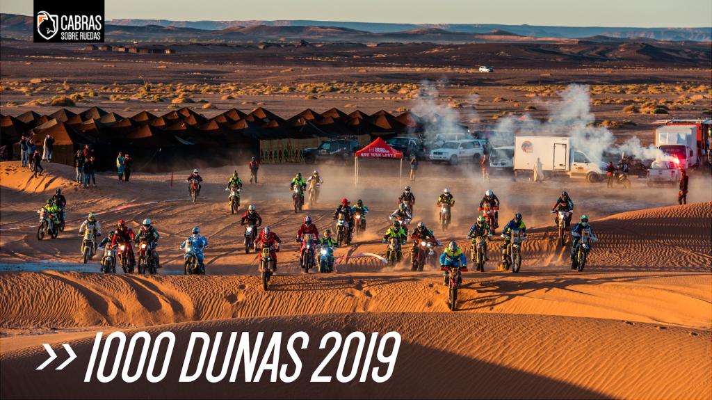 1000 Dunas 2019 | Teaser | Cabras Sobre Ruedas