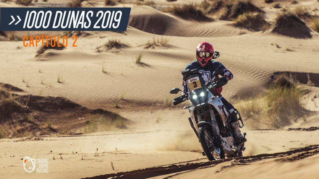 1000 Dunas 2019 | Capítulo 2 | Cabras Sobre Ruedas